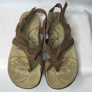 Marrell Form Sandals